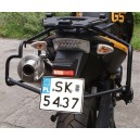 Side luggage carrier 12adv