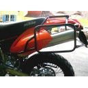 Side luggage carrier