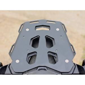 Top-case bracket/luggage rack
