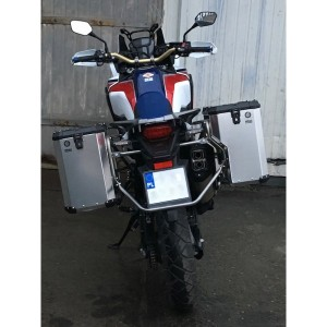 PRO pannier system for Honda Africa Twin CRF1000L