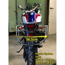 Side luggage carrier asymmetrical Honda Africa Twin CRF1000L